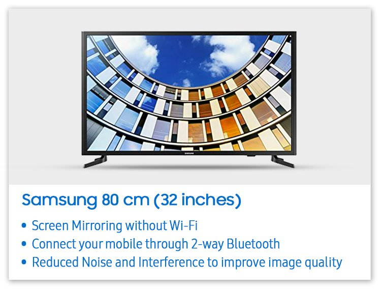 Samsung (32) HD TV