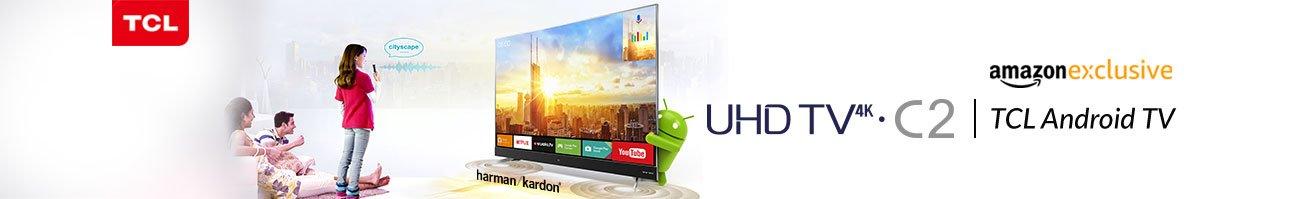 TCL UHD TV C2 series