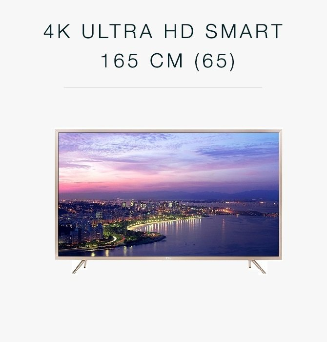 4k UHD 65 TV