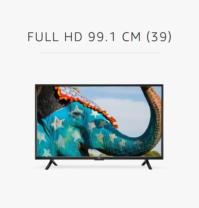 TCL 39 inch TV