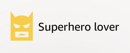 Superhero Lover