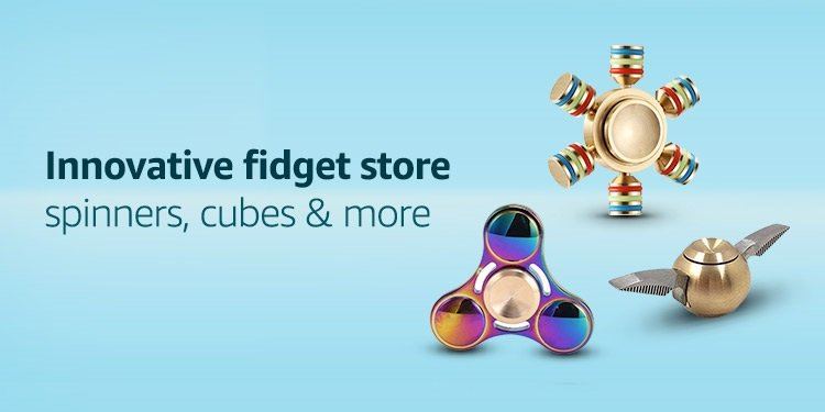 Innovative fidget store