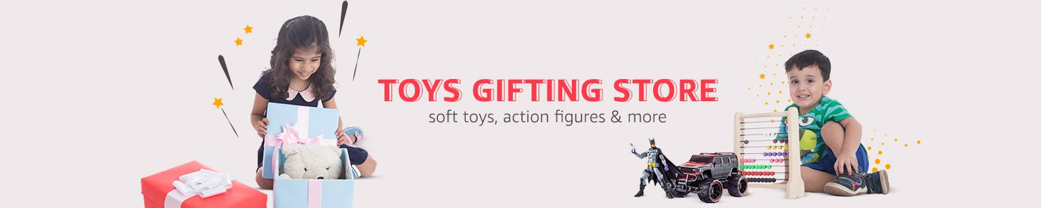 Up tp 35% off: Toys gifting store