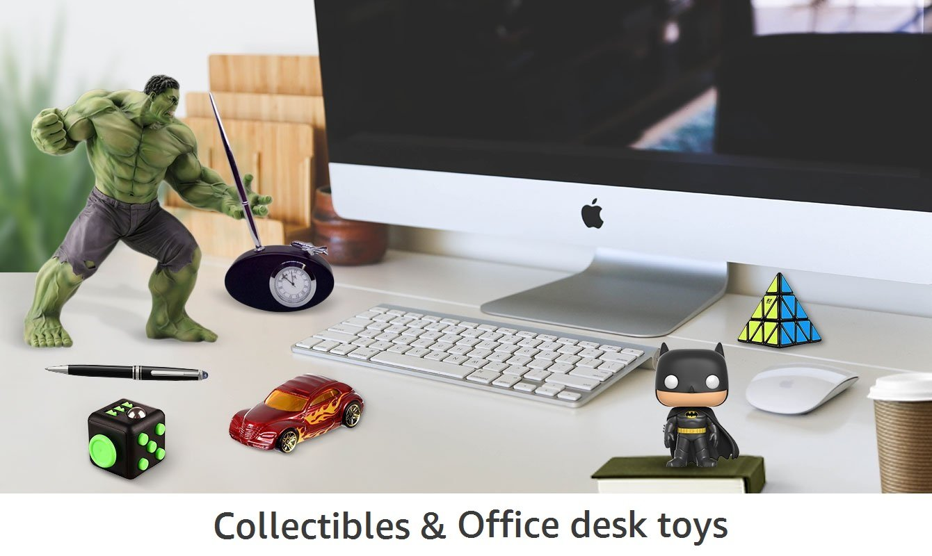 Collectibles & Office desk toys