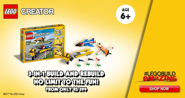 Lego Toys & Games Store Online: Buy Lego Games & Toys for Kids ...