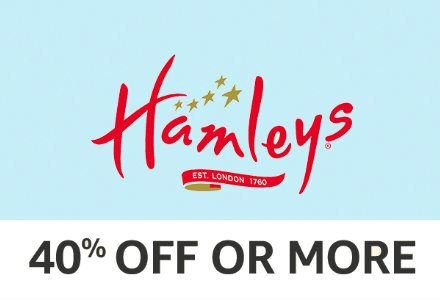 Hamleys: 40% off or more