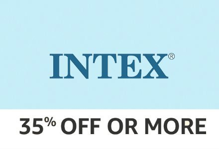 Intex: 35% off or more