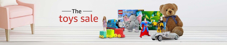 Toys Sale: Min 25% off
