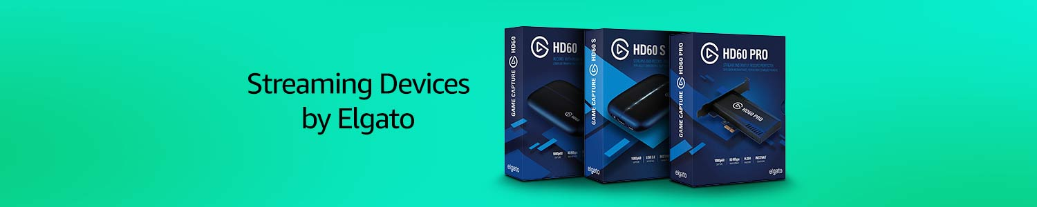 Streaming Devices by Elgato