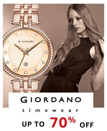 Giordano | Up to 70% off