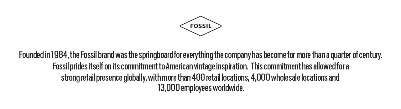 About Fossil