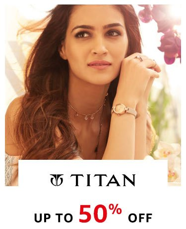 Titan : Up to 70% Off