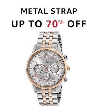 Metal-strap