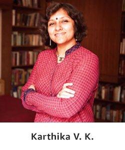 Editor Karthika V. K.