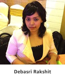 Editor Debasri Rakshit