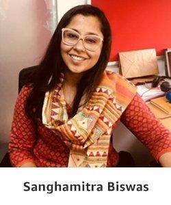Editor Sanghamitra Biswas