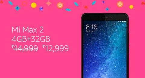 MiMax 2 32GB