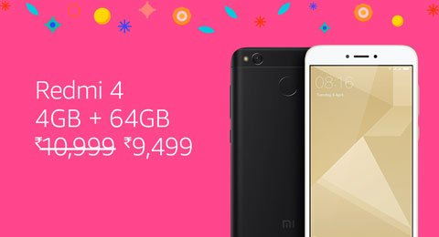 Redmi 4 64GB