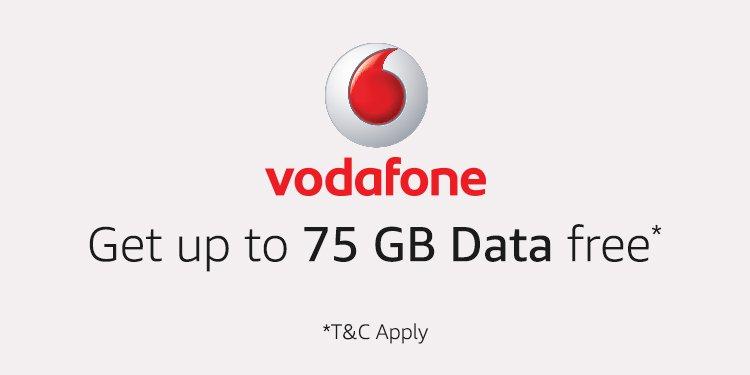 Vodafone Offer