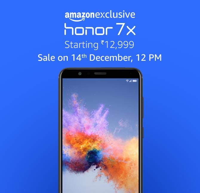 Honor 7x next sale