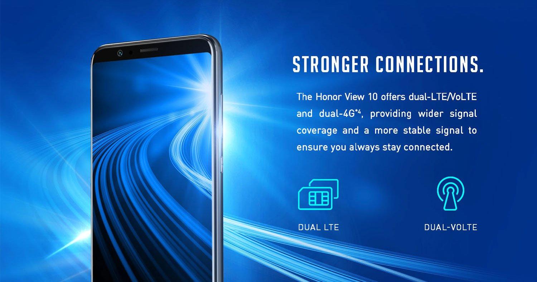 Dual LTE