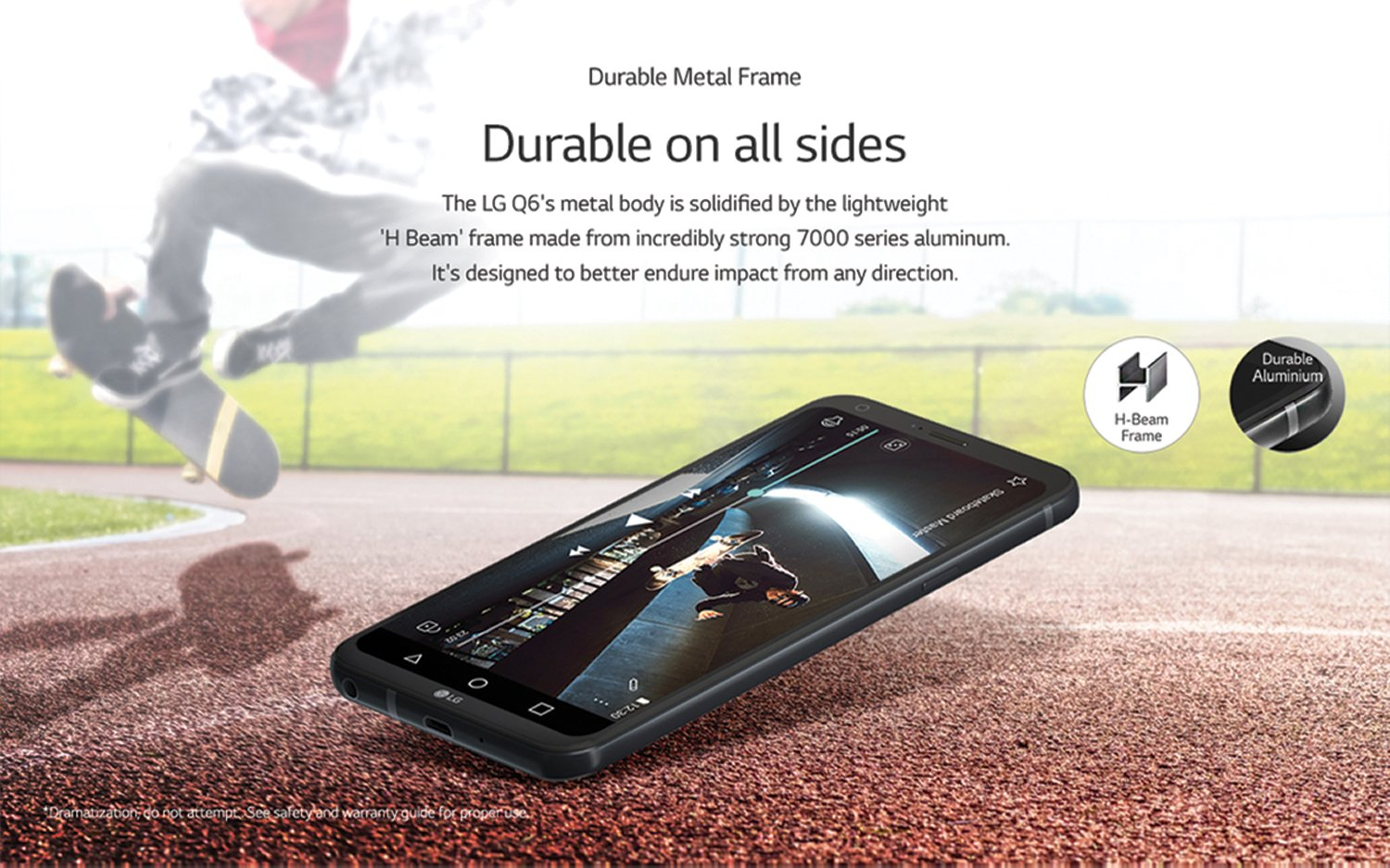durable on all sides