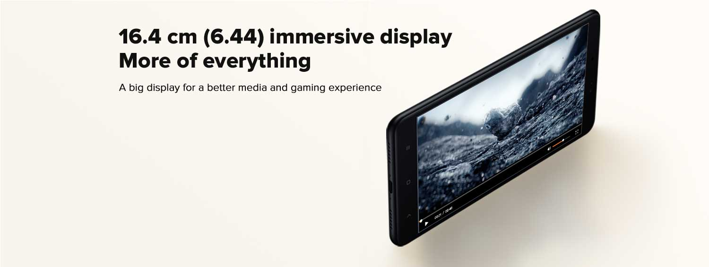 immersive display