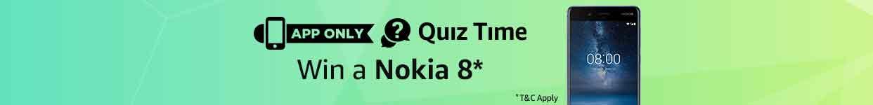 Nokia 8 Quiz Winners