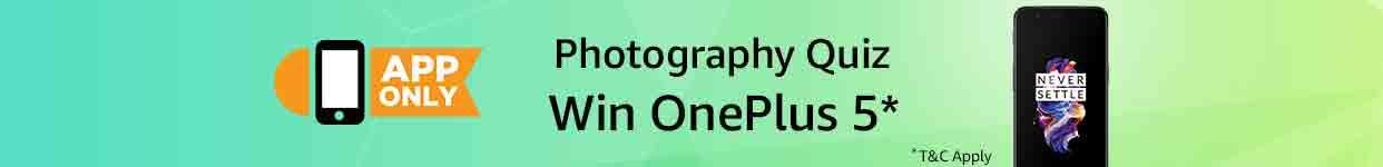 OnePlus Photography Quiz