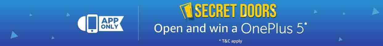 OnePlus 5 Secret Doors