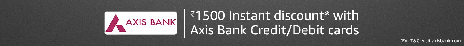 axis bank offer