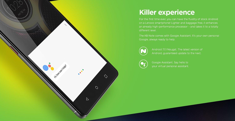 Killer experience