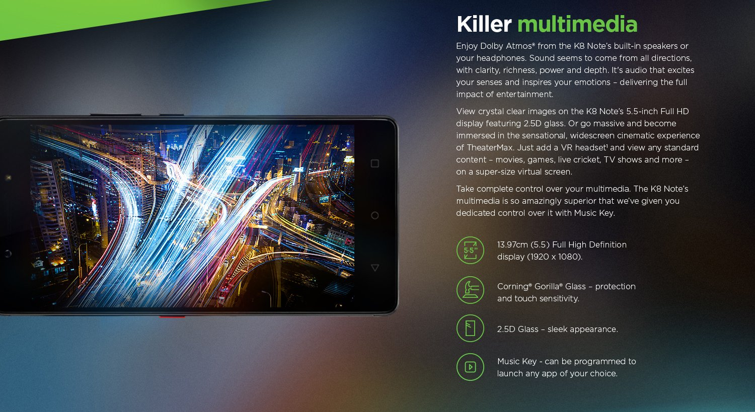 Killer multimedia