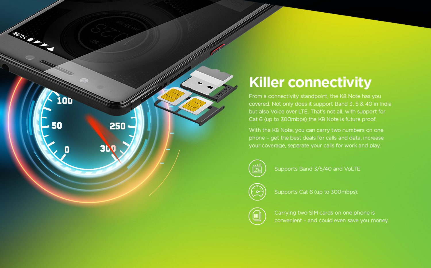 Killer connectivity