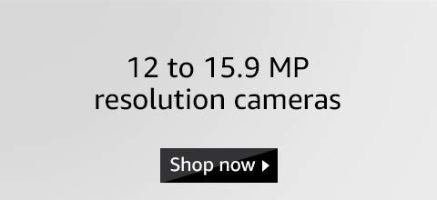 12 to 15.5 MP cameras