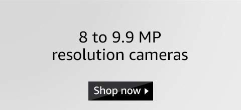 8 to 9.9 MP cameras