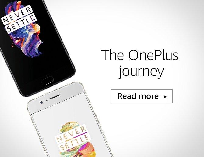 The OnePlus journey