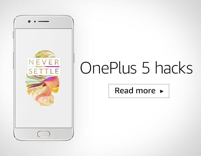 OnePlus5 hacks