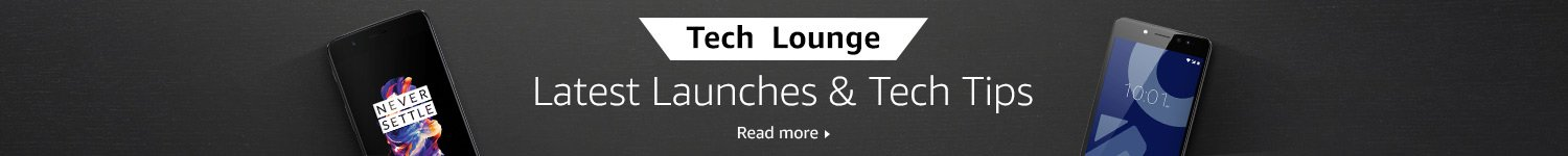 Tech Lounge - Latest Launches & Tech Tips