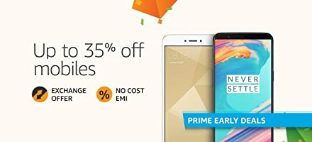 Up to 35% off - Mobiles