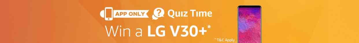 OPPO F5 Quiz Winners