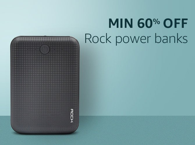 Rock Power Banks