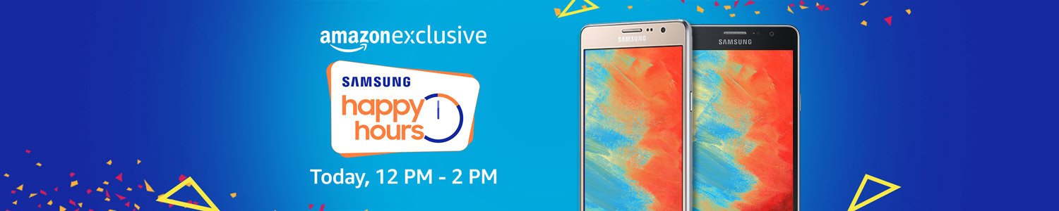 Samsung Happy hours