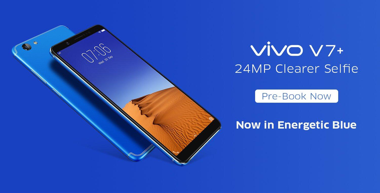 Vivo V7+ Coming Soon