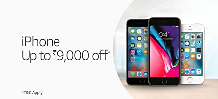 iPhone up to 9,000 off