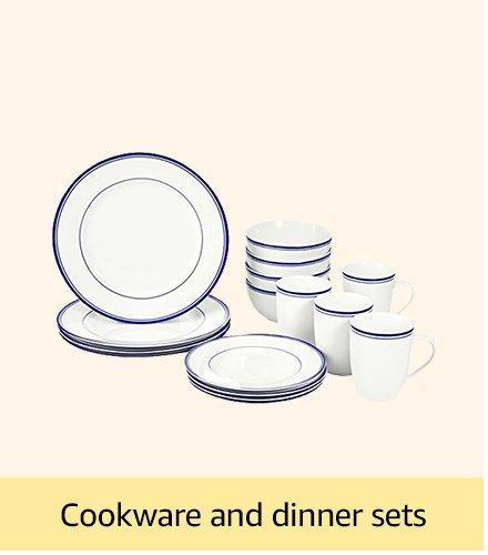Cookware & dinner sets