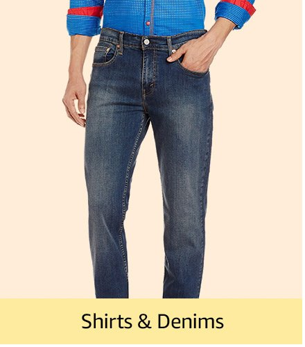 Shirts and Denims