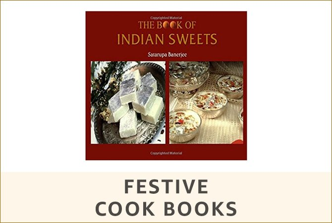 Festive cookbooks