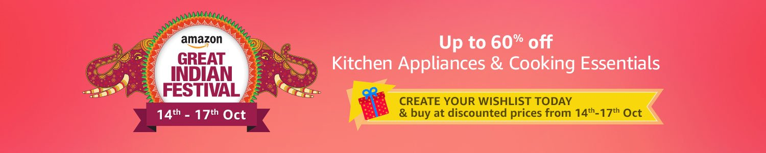 Kitchen Applinaces & cooking essentials