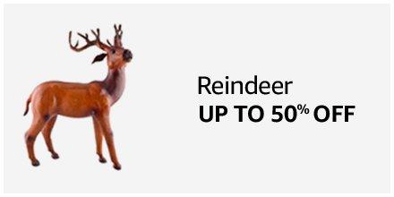 Rendieer Up to 50% off